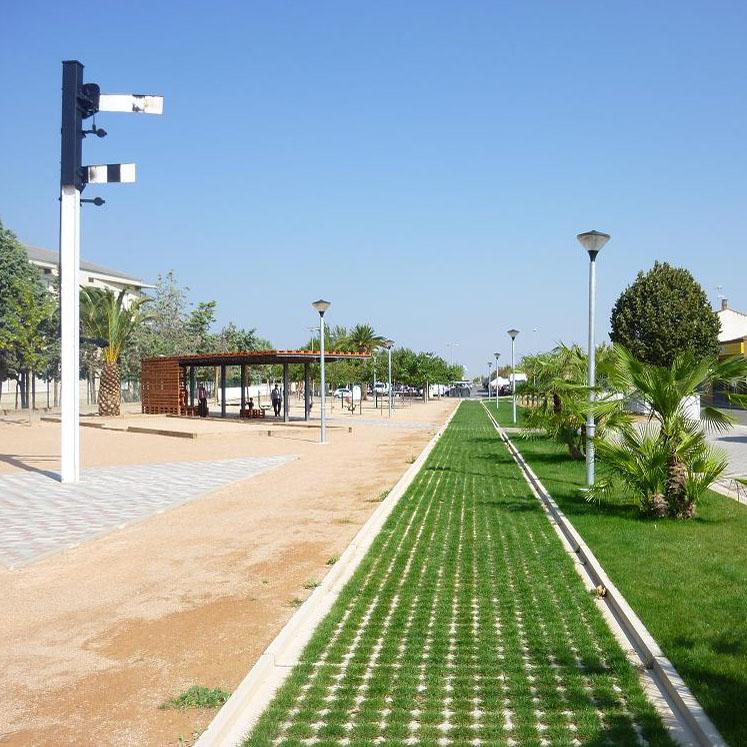 Corredor ferroviario cintruenigo_Arq. Glaria estudio