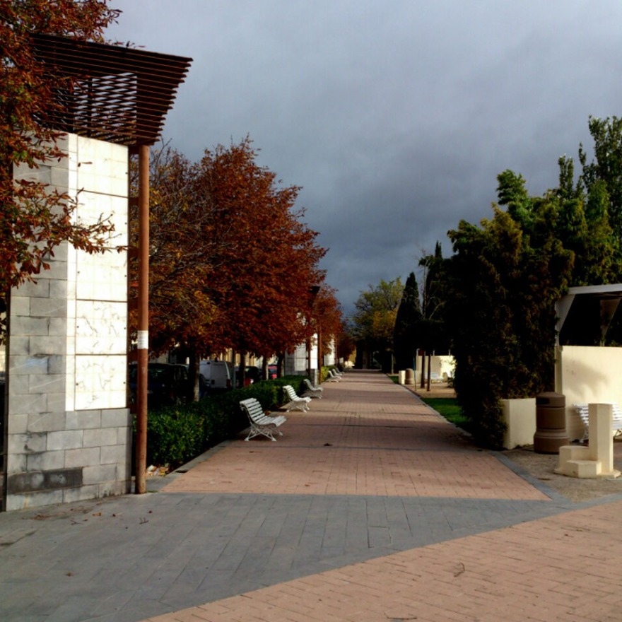 Parque Europa, Cintruénigo_Arq. Glaría.