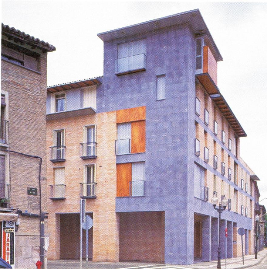 16 V.P.O., Plaza de la Judería (2ª fase), Tudela (2)