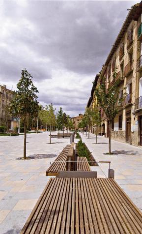 Bulevar de Herrerías, Tudela (2)