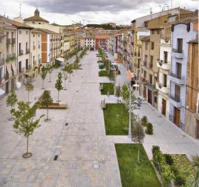 Bulevar de Herrerías, Tudela