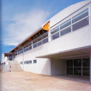Polideportivo municipal de Cintruénigo (2)