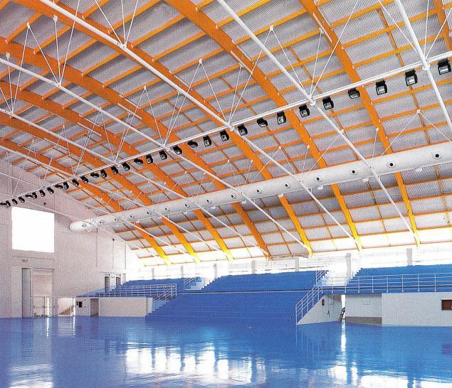 Polideportivo municipal de Cintruénigo