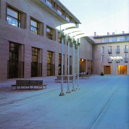 Plaza de la Judería 1
