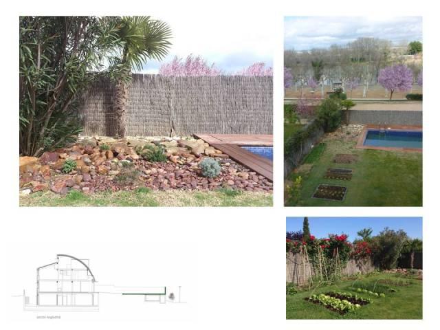 Jardín Vivienda 1