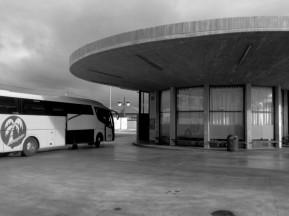 Estación autobuses Cintruénigo_Arq. Glaría