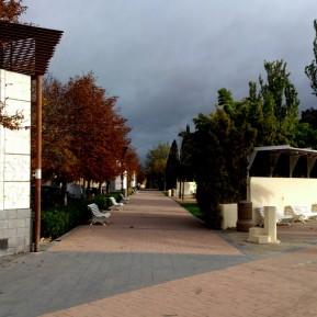 Parque Europa, Cintruénigo_Arq. Glaría